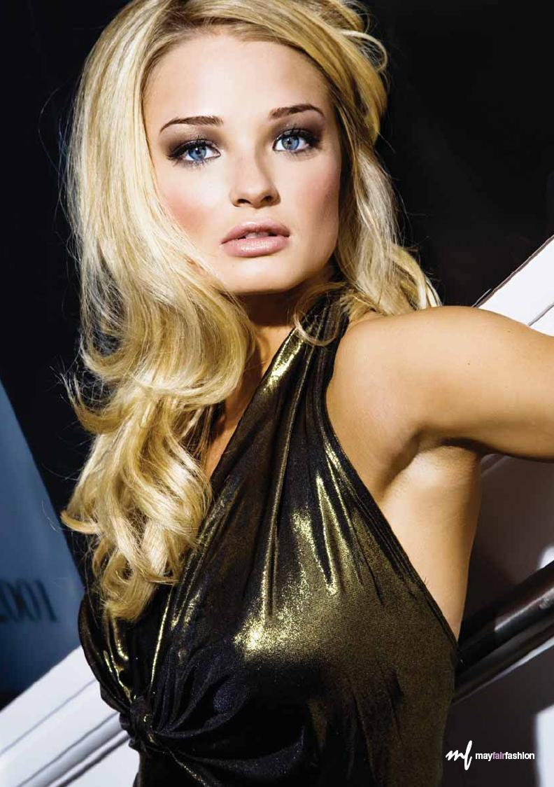 Emma Rigby (The Red Queen/Anastasia)