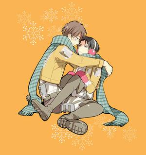 Eren x Levi ♥♥