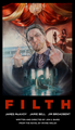 FILTH POSTER  - james-mcavoy photo