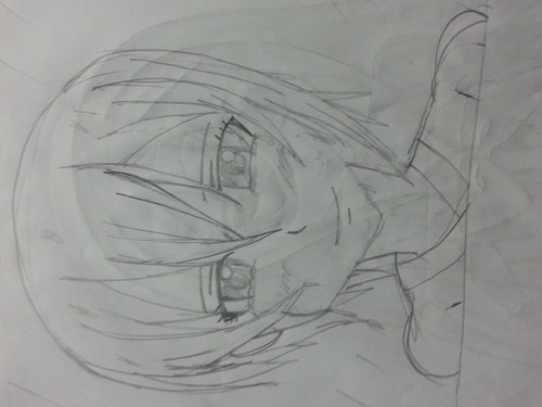 Anime Drawing Hintergrund called Fairy Tail Drawings