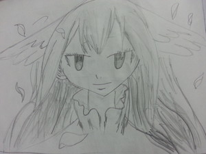 Fairy Tail Drawings