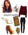 Fan-Girl Outfits