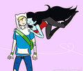 Finnceline - adventure-time-with-finn-and-jake photo