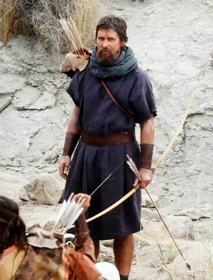 First Look of Moses (Christian Bale) in Exodus Movie