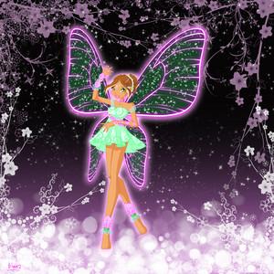 Flora: Spiritix Transformation