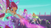 Flora's sirenix spells in action - the-winx-club icon