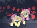 Fluttershy's Self Esteem - my-little-pony-friendship-is-magic fan art