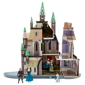 Frozen Castle Playset by Disney Store