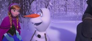 La Reine des Neiges Olaf Clip