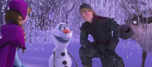 Frozen Olaf Clip
