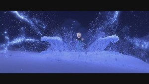 Frozen Screencaps