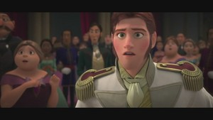 Frozen new clip