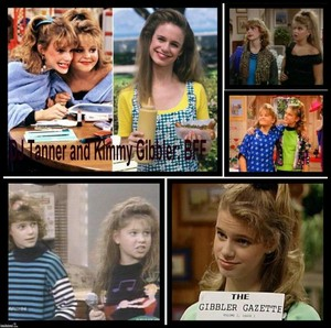 DJ Tanner and Kimmy Gibbler: Best Friends Forever