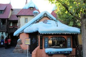 Future Disneyland Frozen meet and greet!