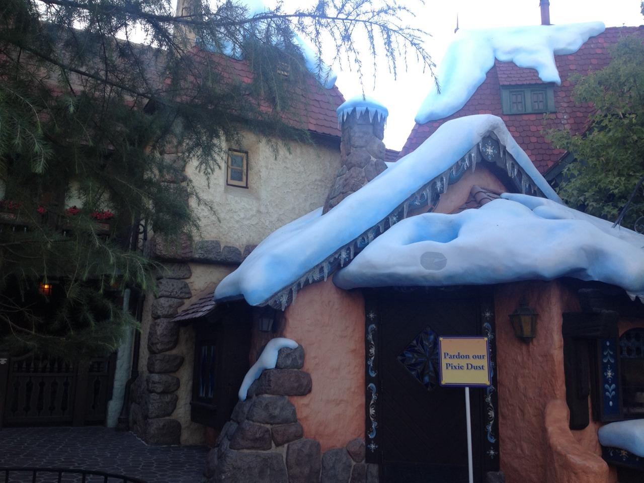 disneyland parijs frozen meet and greet