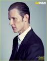 Gabriel Mann- DaMan Magazine 2013 - revenge photo
