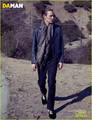 Gabriel Mann- DaMan Magazine 2013 - revenge photo