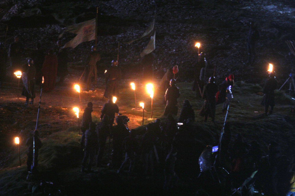 Game of Thrones- Season 4 - Filming in Northern Ireland