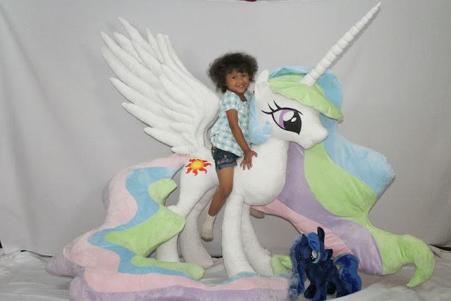 Giant Princess Celestia Plush