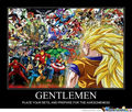 Goku vs Marvel & DC - dragon-ball-z photo