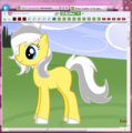 Golden NorthStar - my-little-pony-fim-fan-characters photo