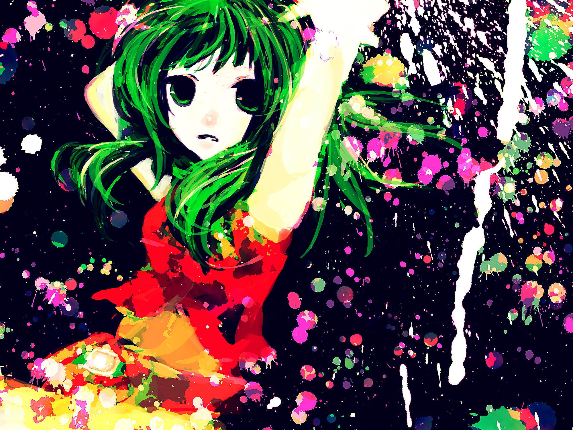 Gumi/Megpoid [Vocaloid]