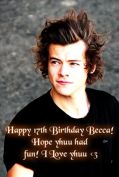 Happy Harry Potter Days 3 5: Birthday Quotes For Harry Styles. QuotesGram