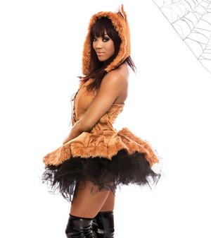 Halloween 2013 - Alicia vos, fox