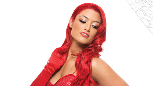 WWE Divas wallpaper possibly with a portrait called Halloween 2013 - Eva Marie