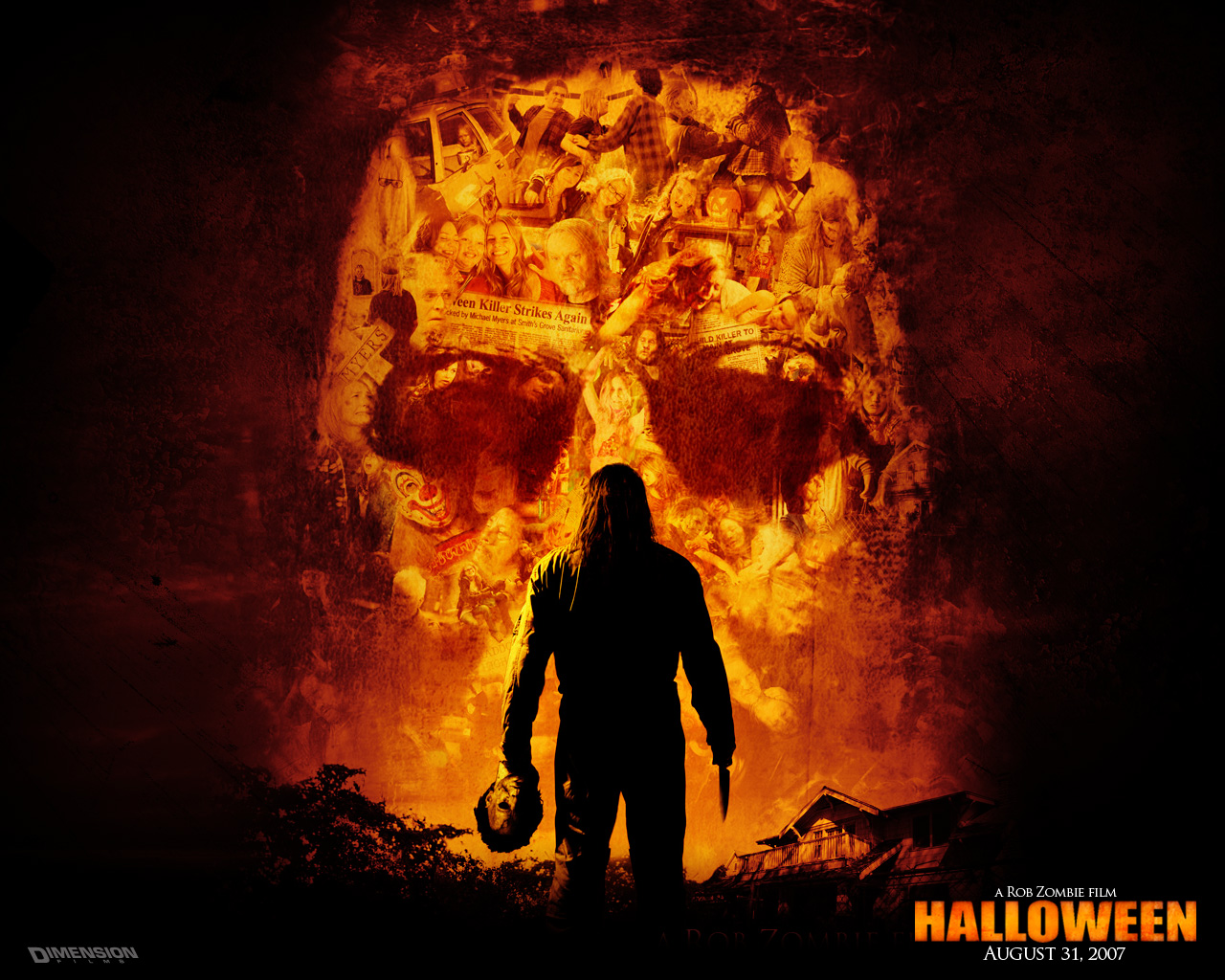 youtube images halloween movie pt 6 hd wallpaper and background