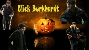Halloween with Nick Burkhardt - GRIMM