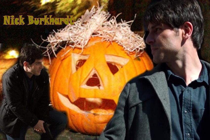 Halloween with Nick Burkhardt - GRIMM