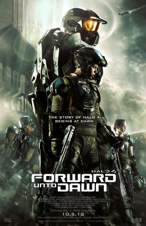 Halo フォワード, 前進, 楽しみにして Unto Dawn.