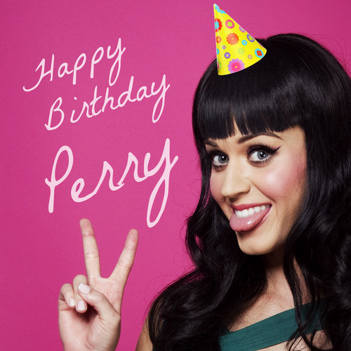 Katy Perry Images Happy Birthday Katy HD Wallpaper And