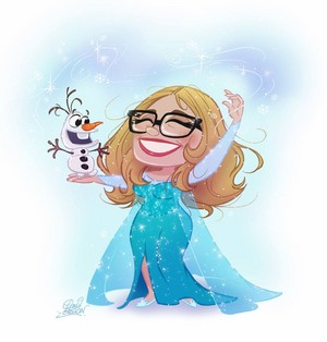 Happy Birthday to Disney's Frozen director Jennifer Lee!