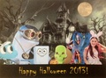 Happy Halloween 2013! - drbsnumber1fan fan art