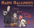 Happy Halloween from the Dreadfort!