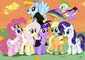 Happy Nightmare Night!  - my-little-pony-friendship-is-magic fan art