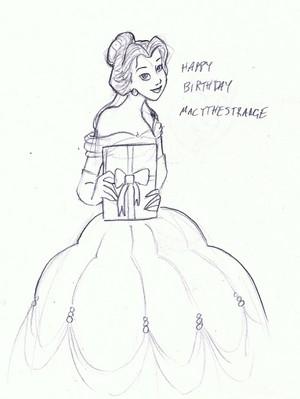 Happy birthday MacytheStrange