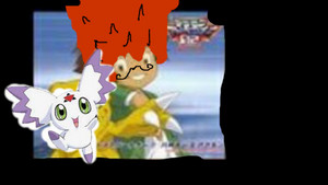 Haro from Digimon bayani