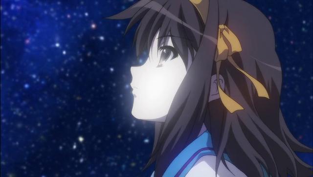 Haruhi Suzumiya {The Melancholy of Haruhi Suzumiya}