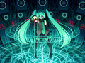 Hatsune Miku - anime wallpaper