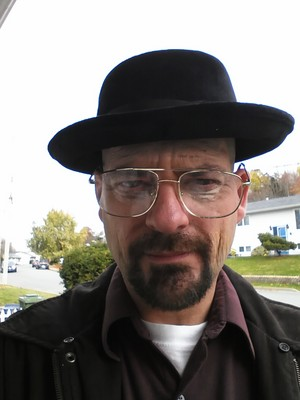 Heisenberg Halloween