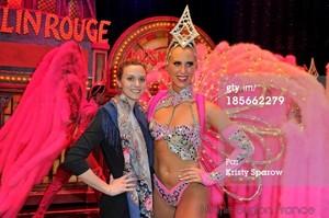 Hilarie au Moulin Rouge