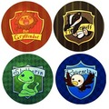 Hogwarts Houses! - anj-and-jezzi-the-aries-twins fan art