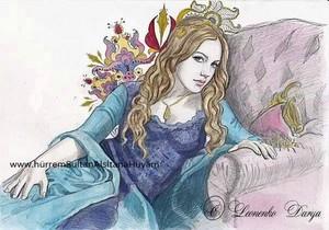 Hurrem's painting 2