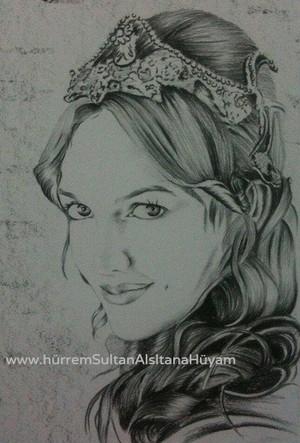 Hurrem's painting 5