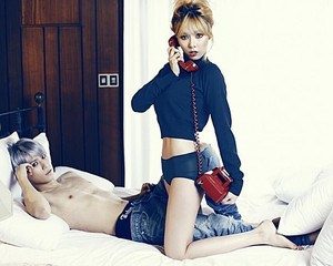 HyunA and Hyunseung - Trouble Maker