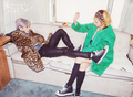 Hyuna & Hyunseung - 4minute photo