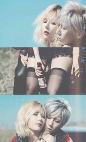 হাওনা & Hyunseung